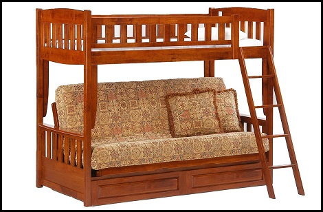 Kids Bunk Bed Store Image