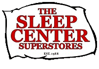 The Sleep Center Mattress Logo